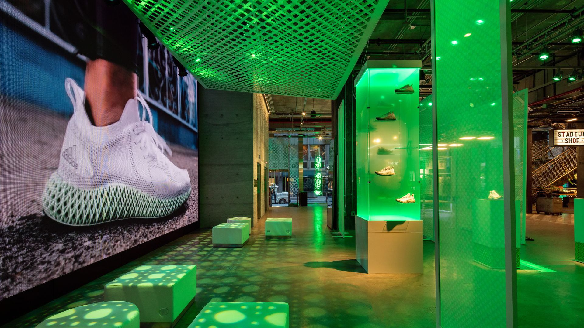 The Ultimate Partnership Experience; Retail, Environment, Exhibit and Event Branding