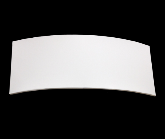 Curved Panel, Horizontal Curve Image