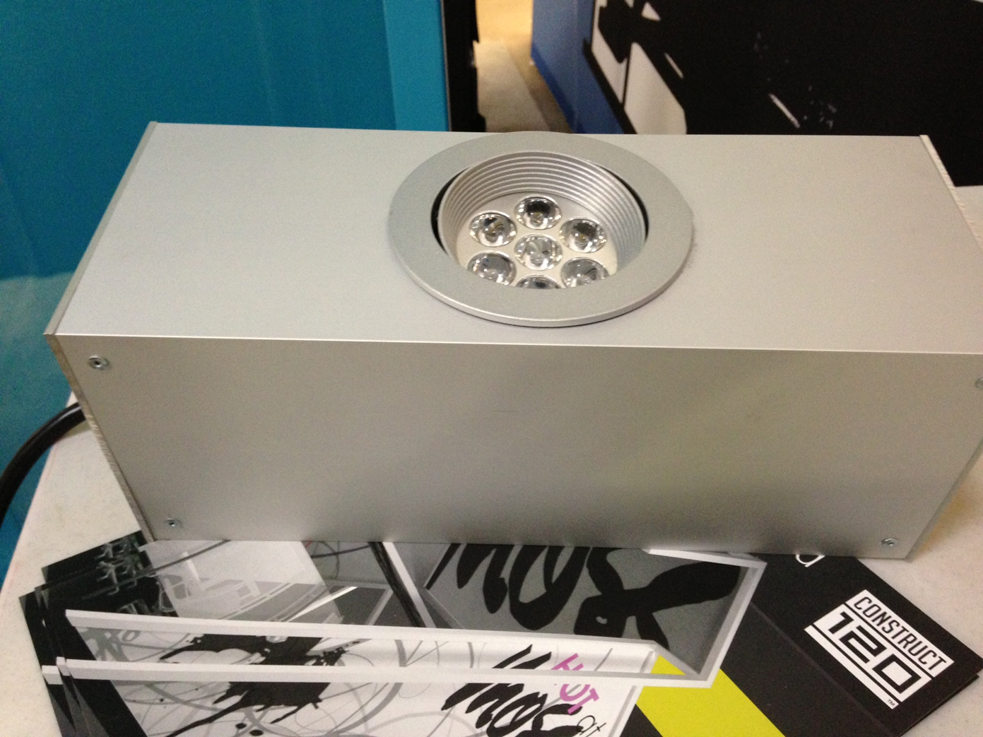 Recessed Task Light Image