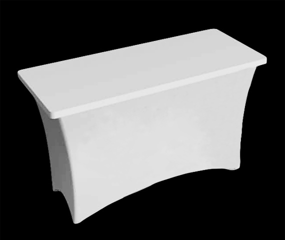 Table Cover - Tensioned Image