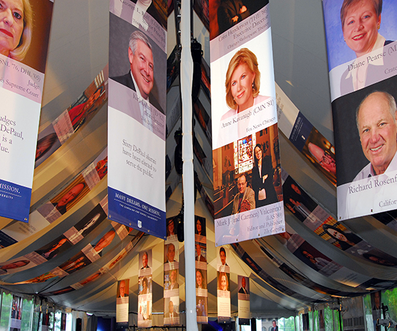 Interior Graphic Banners Image