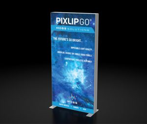 PIXLIP GO®, a Moss Solution™ Image