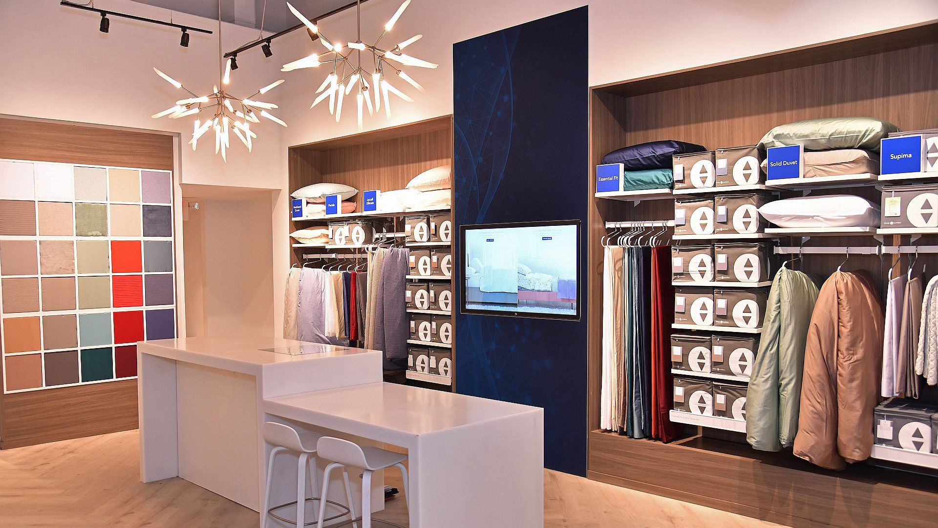 Fulfilling Retail Experiences - Graphic Design, Production, Rollouts & Installation