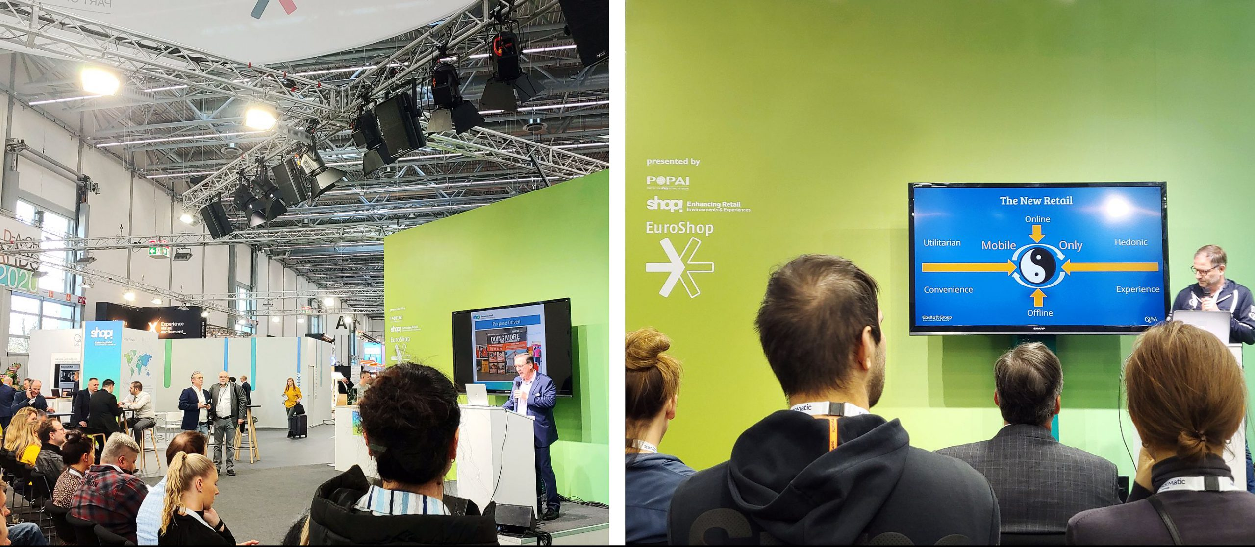 Moss takes in the trends across the expert presentations at EuroShop