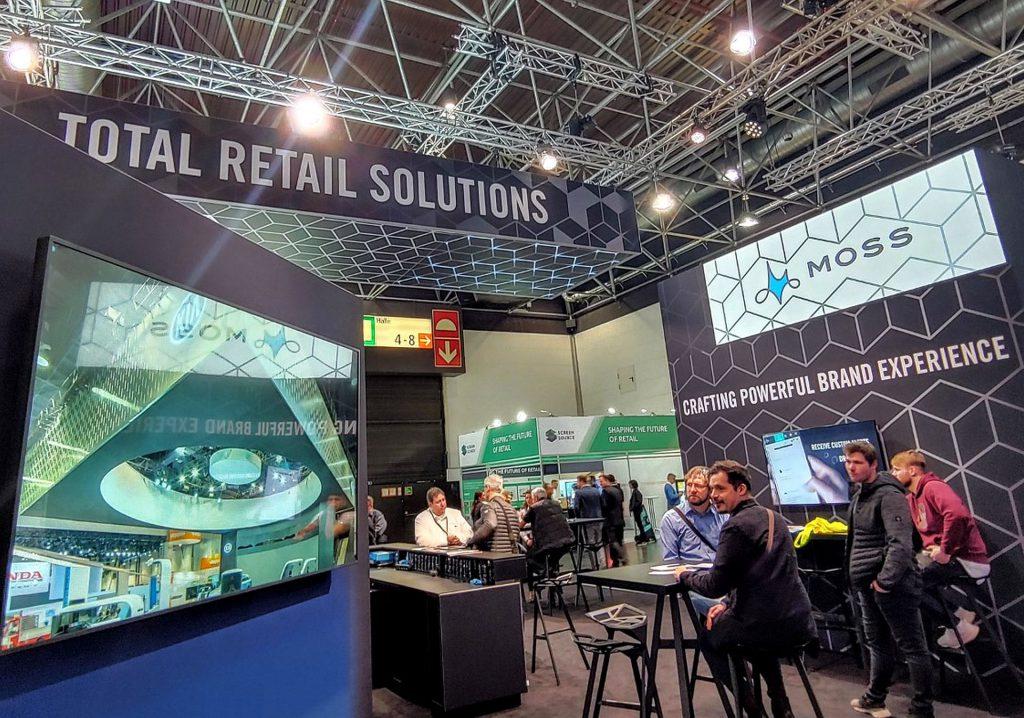 Moss retail solutions at EuroShop