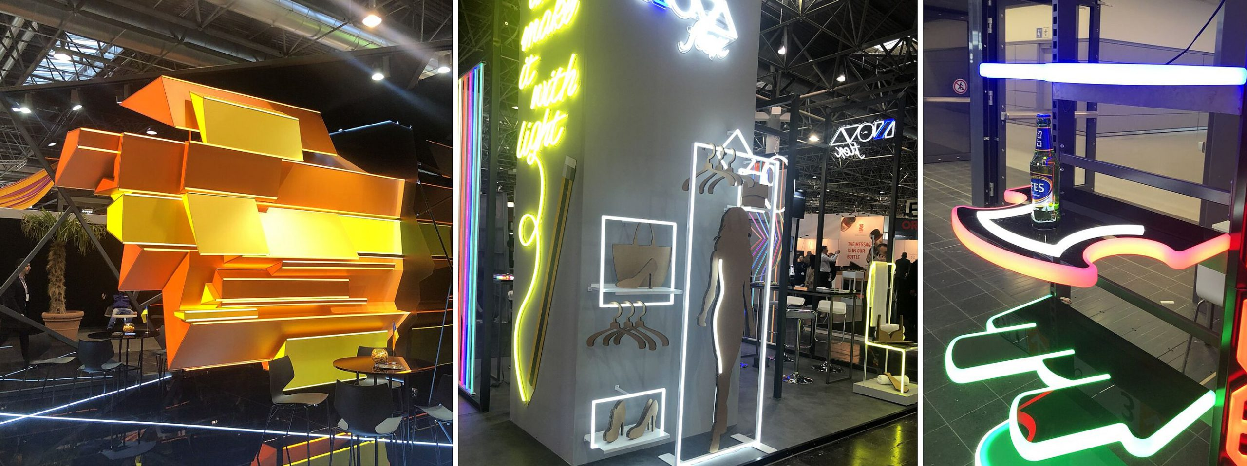 The Moss team observed many trends at EuroShop
