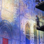 The latest Asisi Panorama, Cathedral of Monet